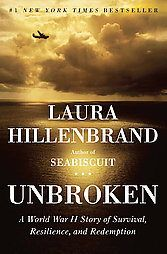 Unbroken: A World War II Story of Survival, Resilience, and Redemption, Laura Hi on eBay!