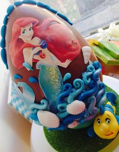 """Sea & Mermaid"" Easter Egg.."