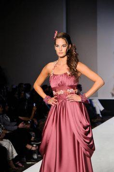 The Andes Fashion at Miami Fashion Week feb´12!!