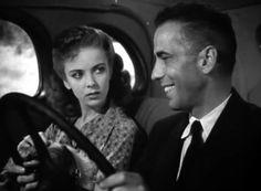 High Sierra (1941) Film Noir, Humphrey Bogart, Ida Lupino,