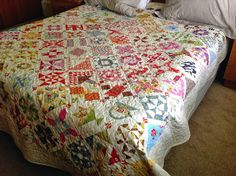 On making the Farmer's Wife Quilt Sampler | Sewn Up
