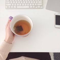 Made From Scratch Instagram | tea and emails