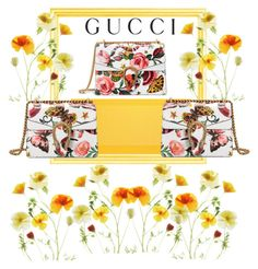 """""""Presenting the Gucci Garden Exclusive Collection: Contest Entry"""" by missyra on Polyvore featuring ASA, Gucci and gucci"""