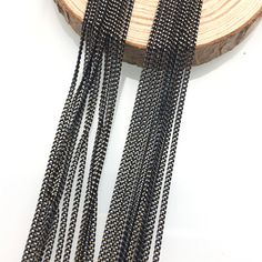 Chain/Rainbow colors DIY chain Necklace production materials Sexy punk jewelry 1.8mm accessories for jewelry Nail material