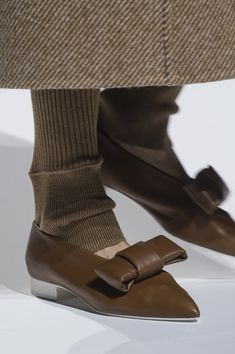 Jil Sander at Milan Fashion Week Fall 2018 - Details Runway Photos