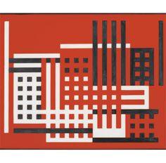 Josef Albers, Fabrik