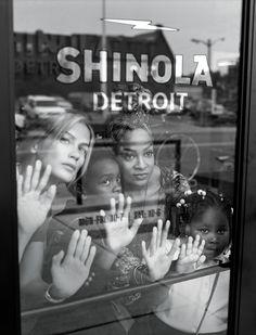 The spirit of Detroit captured by American photographer Bruce Weber | Shinola®