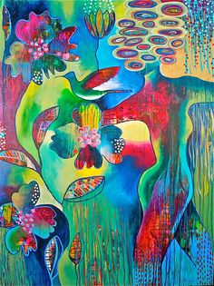 """""""Eve"""" -Andrea Warren"""