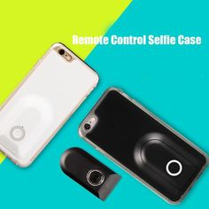 2016 Easy To Carry 2 In 1 separable Bluetooth Remote Selfie phone case cover cases For iphone6 6s plus Ultra-light with holder