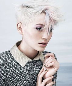 Mother of Pearl new collection by Angelo Seminara for Davines. @Davines http://www.christinasanchezhairdesign.com/hair-trends-fall-2013/ #davines