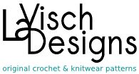 original crochet & knitwear patterns