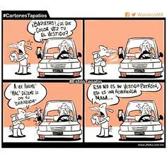 #CartonesTapatios #LosFraneleros 10 #EstiloTapatio #WanatosMx #zheko_grafico