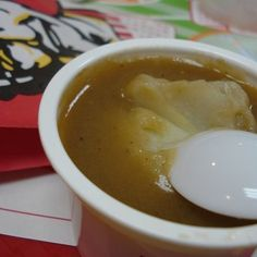 KFC Gravy (copycat) 1 can(s)  chicken gravy &  3/4 can(s)  brown gravy