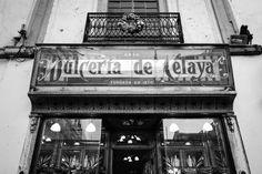 Dulcería de Celaya, Mexico City. December, 2016. #blackandwhite #fujifilm #fujifilmxt2 #centrohistorico #centro #cuauhtemoc #ciudaddemexico #mexico
