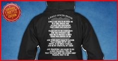 * JUST RELEASED – A POLICE OFFICER'S PRAYER! *  Get Yours Here ==> http://larconetees.com/apoliceofficersprayer  Long Sleeve and other styles available too.  Limited Edition – NOT Found in stores.  Click that link right now and get yours before we are out of stock. And don't forget to share it with your friends. Order together and save a lot on shipping. Enjoy!