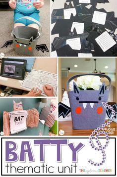 Bat thematic unit an