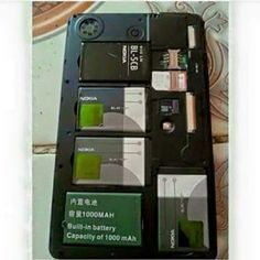 WINNERSWORLDS.BLOG: MADE IN CHINA: Have You Seen A Phone With 5 Batter...