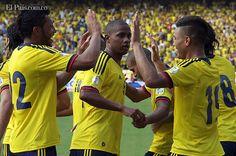 La selección Colombia sigue en el top 10 del escalafón Mundial de la Fifa El seleccionado nacional bajó un puesto, ahora es séptimo, porque Portugal ascendió cuatro posiciones y generó los cambios entre los 10 mejores.