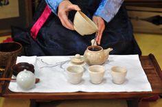 이문중의 취재수첩: 신운학 원장 Korean Tea, Tea Ceremony, Blog, Blogging