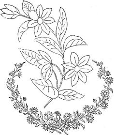 1886 Ingalls Flower in Daisies Wreath | Flickr - Photo Sharing!