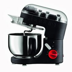 An Organic Wife: Bodum Bistro Electric Stand Mixer Giveaway! ($400 value!)