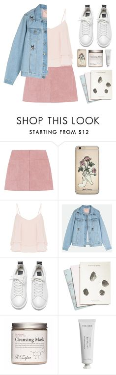 """Stars"" by soym ❤ liked on Polyvore featuring Cameo Rose, Maison Scotch and Byredo"