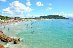 Praia da Lagoinha, Florianópolis (SC)