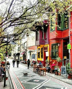 The glory of Istanbul is captured in the beauty and functionality of its classically designed buildings. Istanbul City, Istanbul Travel, Istanbul Turkey, Visit Turkey, Watercolor City, Turkey Photos, Turkey Travel, Best Cities, Nice View