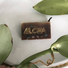 Tahitian Vanilla Soap- VEGAN/Palm free recipe made with real Hawaii grown Tahitian Vanilla Bean-handmade cold process Shea butter soap