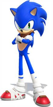 New Sonic Boom Render With White Background By Tanyatackett