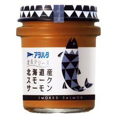 アヲハタ 塗るテリーヌ <北海道産スモークサーモン> - 食@新製品 - 『新製品』から食の今と明日を見る!