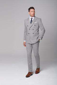 Dress Suits For Men, Men Dress, Mens Fashion Suits, Mens Suits, Formal Men Outfit, Moda Formal, Stylish Mens Outfits, Classy Men, Summer Suits