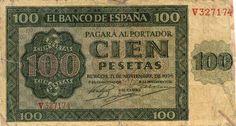 100 pessetes (Burgos, 1936)