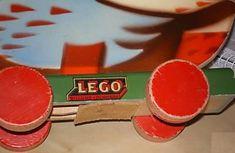 Houten eend van LEGO Legos, Wooden Toys, Lego, Wood Toys, Woodworking Toys