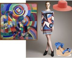 sonia delaunay quilt - Google Search