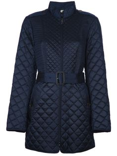 Burberry London Quilted Coat - Dell'oglio - farfetch.com