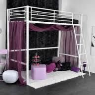 Chambre alice on pinterest sweets girl rooms and girls bedroom - Chambre ado fille mezzanine ...