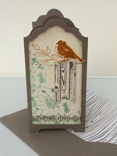 Stampin Up Choose Happiness with Lots of Labels framelits. Screen Cards, Choose Happiness, Exeter, Big Shot, Stamping, Card Ideas, Paper Crafts, Birds, Fancy