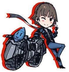 Persona 5 Makoto, Persona 4, Makoto Niijima, 5 Rs, Shin Megami Tensei Persona, Rwby, Me Me Me Anime, Akira, Game Art