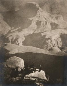 Anne Brigman - Sanctuary, 1921