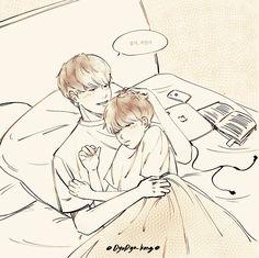 Page 2 Read - ̗̀ Yoonmin Fanart 5 ̖́ - from the story Razones para shippear YoonMin/JimSu.© by YUNHOREO (hiatus) with reads. Yoonmin Fanart, Smut Fanart, Kpop Fanart, I Love My Dad, I Love Bts, Jikook, Jooheon, Winwin, Yolo