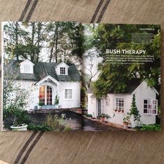 Some clever folk @brookeholm photography @meganmorton came and wove a magic wand over our house || @houseandgarden magazine found 8 pages to give it a home and clever Kate Duthie waxed lyrical || capably assisted by @marshagolemac and @itsme_jenb thanks for all your cleverness folks || Australian House&Garden Magazine September 2014 The White Issue || #memories