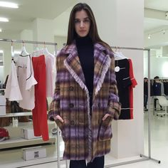 "Donne Vincenti su Instagram: ""Meglio che sul manichino!! #donnevincenti #coat #ceck #newcollection #fallwinter2015 #newlook #nowinstore #shop #alba #igersmoda"""