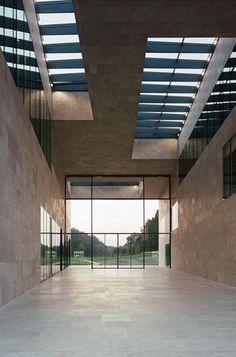 Max Dudler Architekt - Museum Ritter Waldenbuch