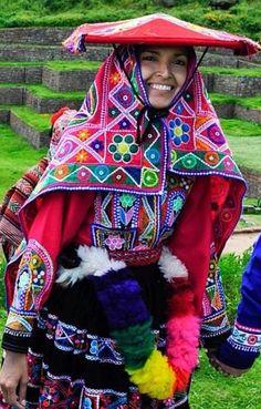 Cuzco, Peruvian Andes