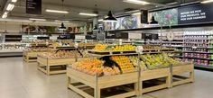 Woolworths Foodmarket by R Architects » Retail Design Blog