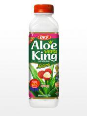 Bebida Aloe Vera Lychee
