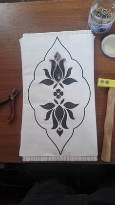 Stencils, Gold Work, Arte Popular, Cnc Plasma, String Art, Hamsa, Table Runners, Wallpaper, Crochet