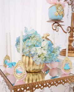 Vivienne's Cinderella 1st Birthday   CatchMyParty.com