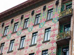Wohnhaus Linke Wienzeile 40